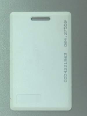 Карточка Proximity Clamshell стандарт EM-Marine